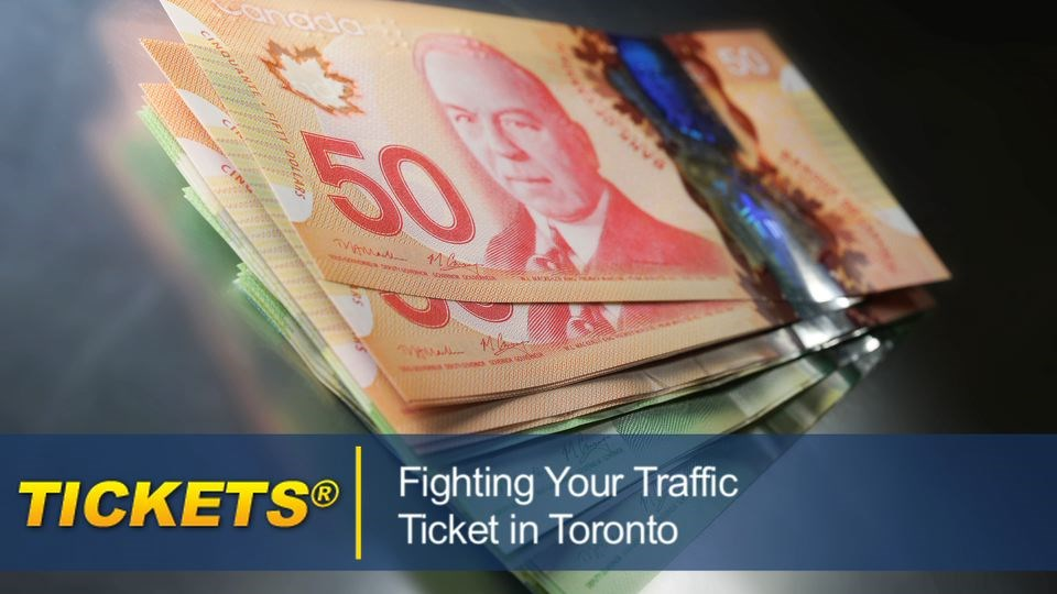 Fighting Your Traffic Ticket in Toronto traffictickettoronto