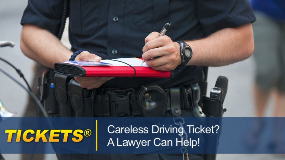 Careless Driving Ticket A Lawyer Can Help carelessdrivingticket